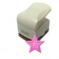 Fustella con effetto rilievo 32mm stella  - Wiler CPE302