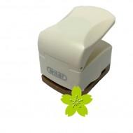 Fustella con effetto rilievo 32mm fiore ciliegio - Wiler CPE305