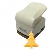 Fustella con effetto rilievo 32mm abete - Wiler CPE306