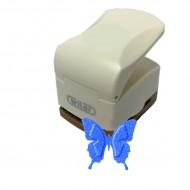 Fustella con effetto rilievo 32mm farfalla - Wiler CPE307