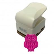 Fustella con effetto rilievo 32mm gufo - Wiler CPE309