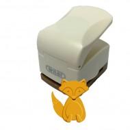 Fustella con effetto rilievo 32mm volpe - Wiler CPE312