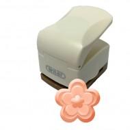 Fustella con effetto rilievo 32mm fiore - Wiler CPE313