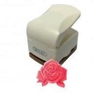 Fustella con effetto rilievo 32mm rosa - Wiler CPE315