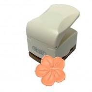 Fustella con effetto rilievo 32mm fiore - Wiler CPE318