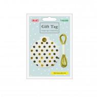 Kit etichette con filo Sagoma Pallini 10 etichette + 2m di spago - Wiler TAG308