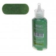 Colla Glitter Glue Verde da 20 ml  - Wiler GLG203