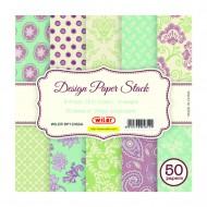 """Carta Kraft per Origami 6""""x 6"""" 120 gsm Stampa su 1 Lato - Wiler DP12066A"""