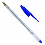 Penna a Sfera Rock Colore Blu con Cappuccio - Wiler BP01B