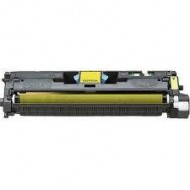 Toner Compatibile con HP Q3962A Yellow