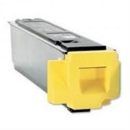 Toner Compatibile con Kyocera TK810 Yellow