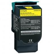 Toner Compatibile con LEXMARK C540 Yellow 2K