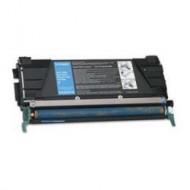 Toner Compatibile con LEXMARKC734 C736 Ciano