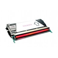 Toner Compatibile con LEXMARK X746 X748 Magenta
