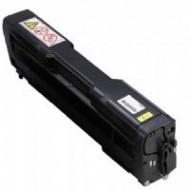 Toner Compatibile con Ricoh Aficio SP C252 Yellow (Rigenerato)